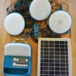 Biolite Solar Home 620 solar light kit