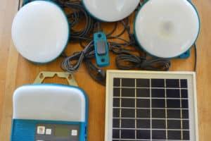 Biolite Solar Home 620 solar light kit
