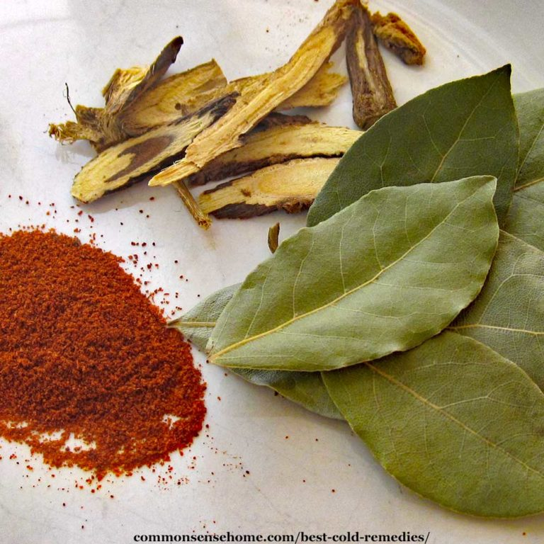 Best Cold Remedies – Herbs, Spices, and Something You Might Not Expect