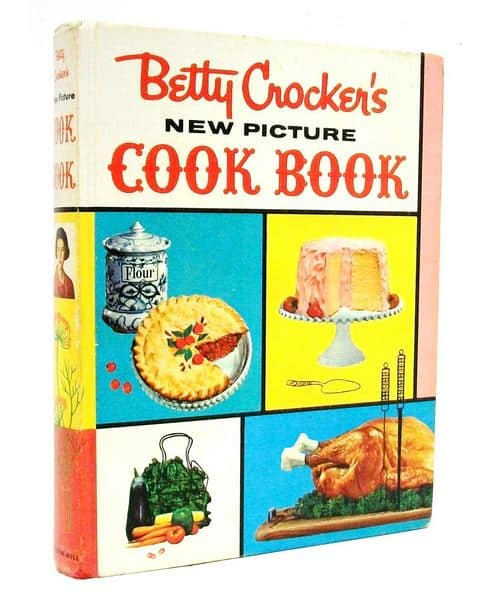 Betty Crocker's New Picture Cookbook
