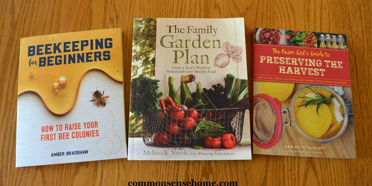 gardening books for gifts