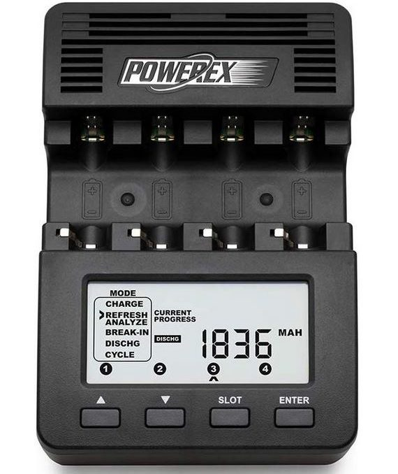 powerex battery charger