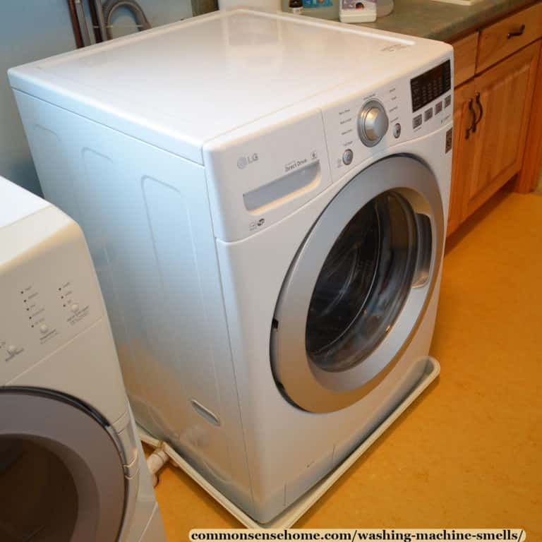 Washing Machine Smells – How to Get Rid of the Stink