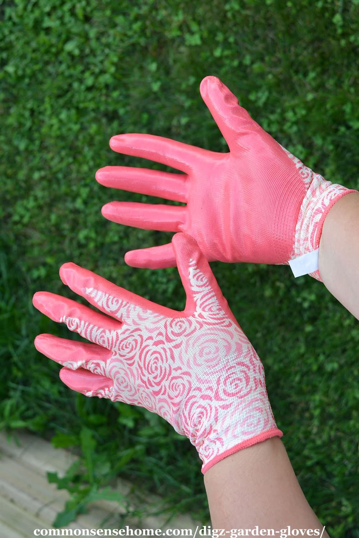 nitrile coated digz gloves
