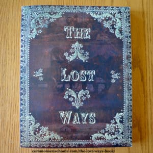 The Lost Ways Book