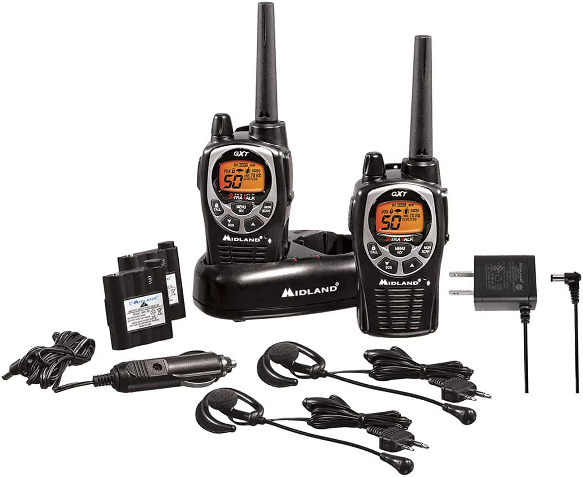 Midland Handheld Radio Kit