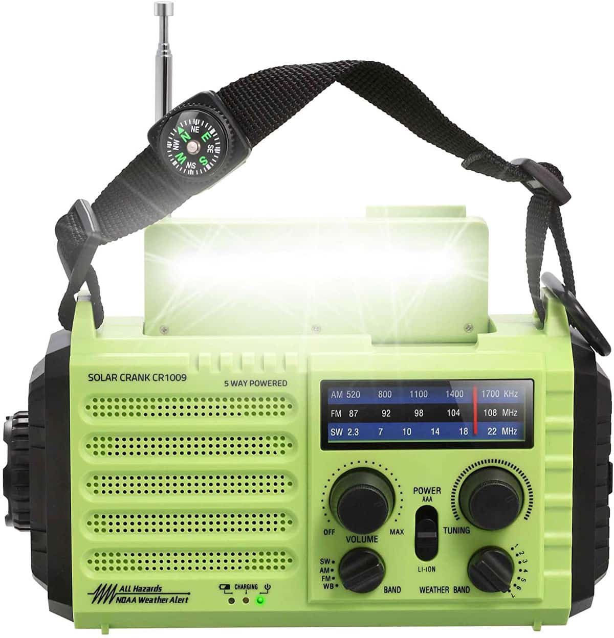 PPLEE Emergency Radio