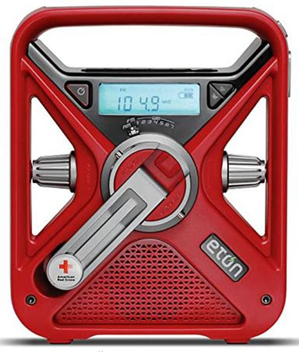 Red Cross Emergency Radio