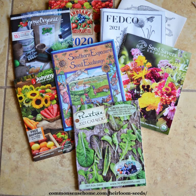 10 Heirloom Seed Companies You Don't Want to Miss