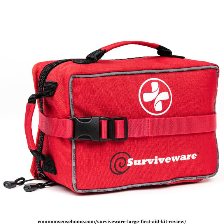 Surviveware Large First Aid Kit Review – Pros and Cons