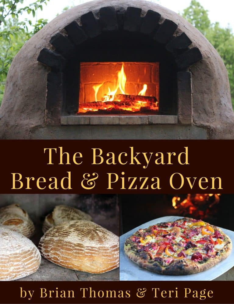 The Backyard Bread and Pizza Oven ebook