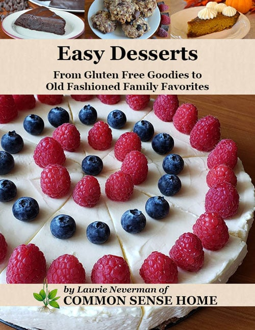Easy Desserts: From Gluten Free Goodies to Old Fashioned Family Favorites ebook