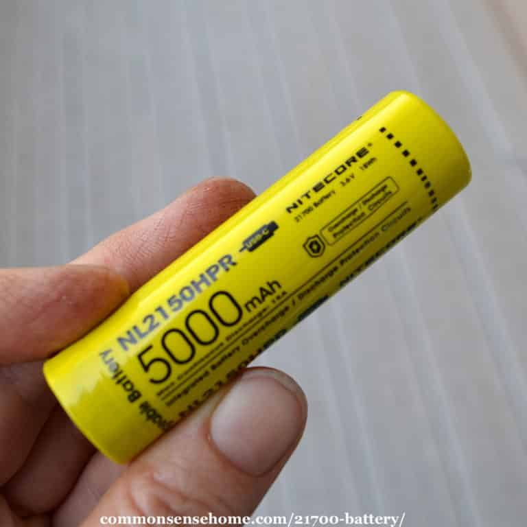 Everything You Need to Know About the 21700 Battery