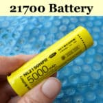 21700 battery review