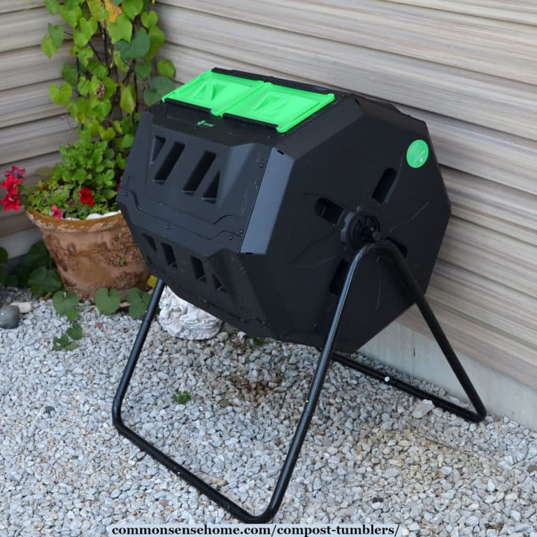 Compost Tumblers – Pros and Cons – Best Tumbling Composters