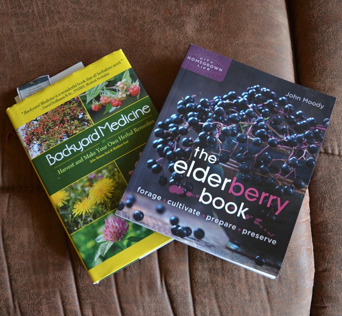 elderberry books